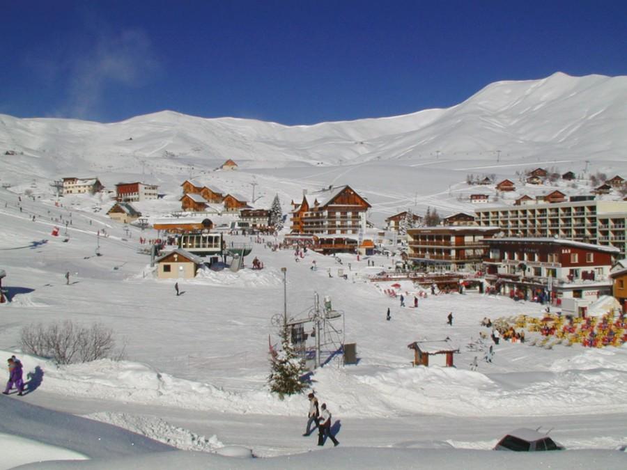 La Toussuire Station de ski
